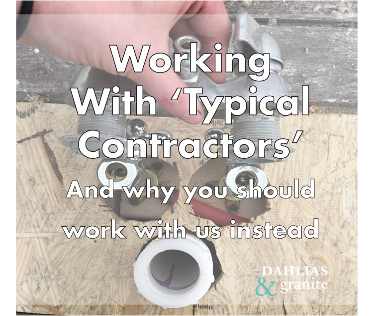 Working with 'Typical Contractors'