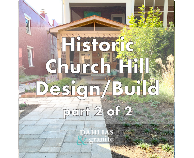Historic Church Hill Richmond Build – Part 2